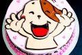 Những mẫu bánh sinh nhật hình con chó ấn tượng